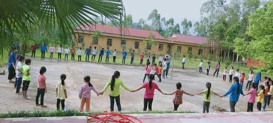 Đoàn TN xã Việt Yên tổ chức hoạt động vui chơi cho thanh thiếu nhi.jpg