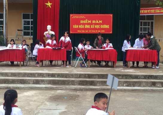 Diễn đàn Văn hóa ứng xử học đường tại trường TH và THCS Đồng Giáp.jpg